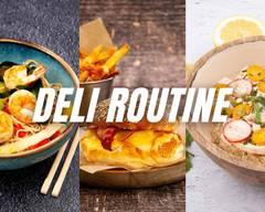 Deliroutine Food Market