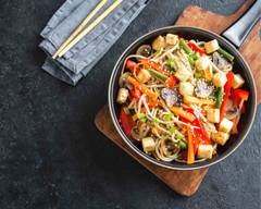 Vegetarian Chinese Snob