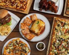 Pizza Casa Jaguar ( Bonampak )