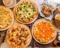Double cheese打爆起司 手工窯烤披薩 公園店