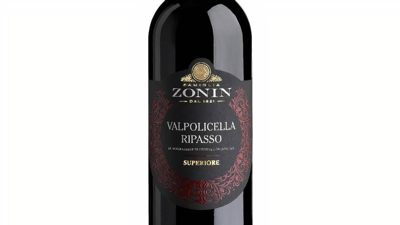 Zonin Valpolicella, 750mL red wine (12.5% ABV)