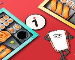 Sush1 - Sushi por 1,00 Real