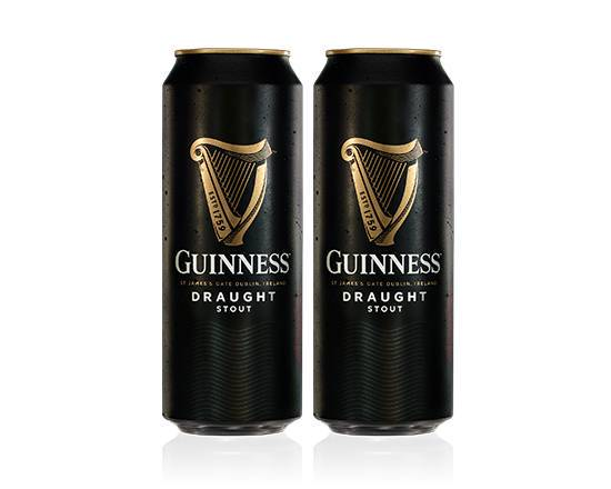 Guinness Draught Lata - 2x44cl