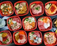 華海鮮 丼丸 淀屋橋店 Seafood Bowl Don-Maru Yodoyabashi