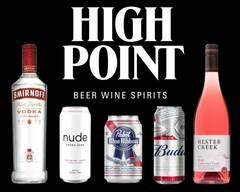 High Point Beer Wine Spirits