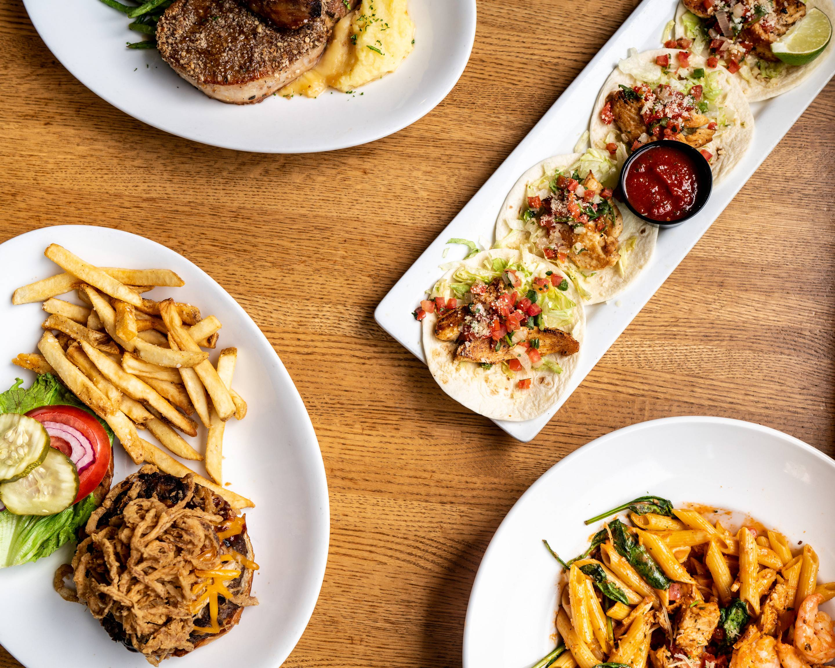 Order Cadillac Ranch (Oxon Hill) Delivery Online ...