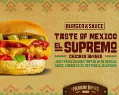 Burger & Sauce (Alum Rock)