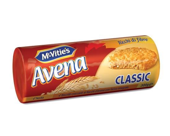 Bolachas Digestivas Aveia Mcvities 300g