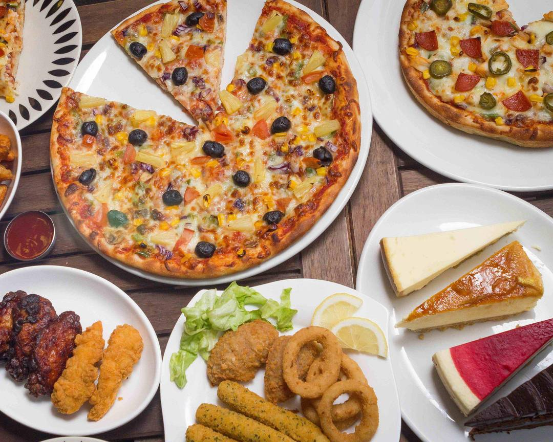 Barbican Pizza Delivery London Uber Eats
