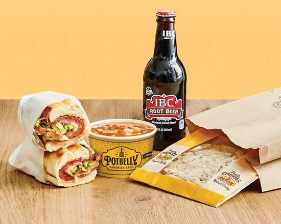 Potbelly Sandwich Works (520 N. Michigan Avenue | 6)