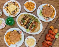 Barrio's Food