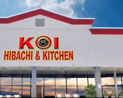 Koi Hibachi & Kitchen