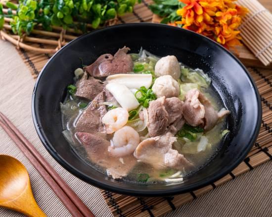 懷念台南鱔魚麵