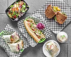 Yummies sandwich et salade
