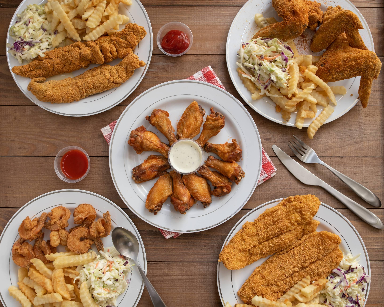 Order Atlanta Seafood Company Delivery ...