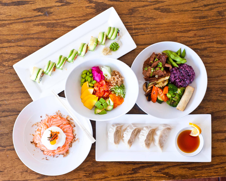 Sushi Station North Vancouver – Sushi i north vancouver, kanada: