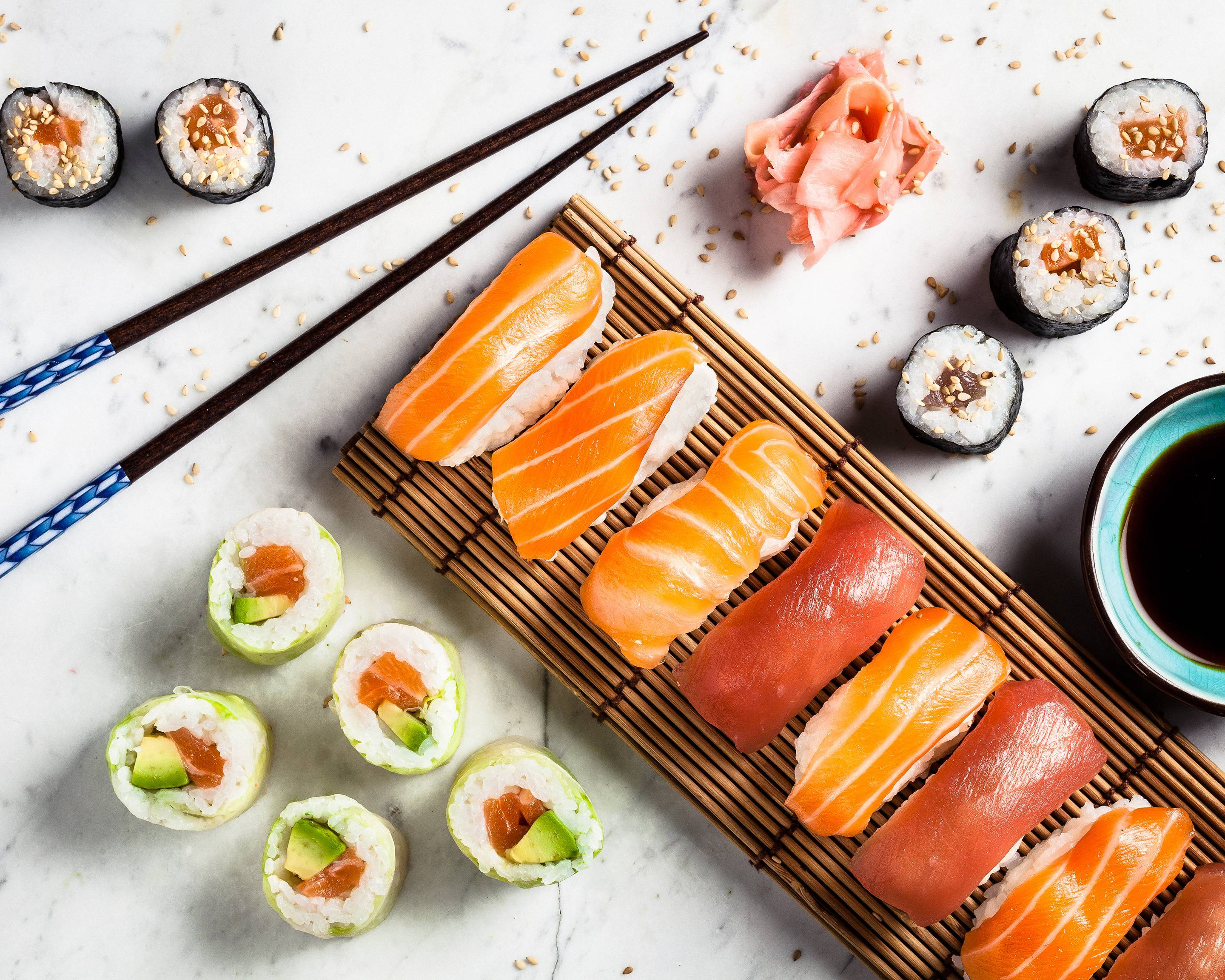 Sushi Station Takeaway In Brisbane Delivery Menu Prices Uber Eats On the street of east camelback road and street number is 1575. sushi station takeaway in brisbane