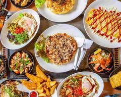 京とうふのお好み焼き 四都物語 kyotouhuno okonomiyaki yontomonogatari