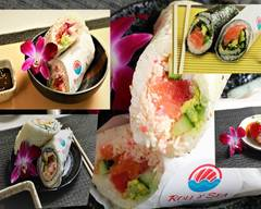 Roll d' Sea, Sushi Burrito