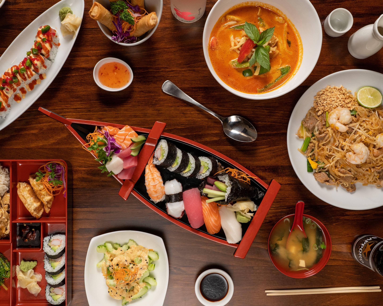 Order Thai Kitchen And Sushi Bar Delivery Online San Antonio Menu Prices Uber Eats