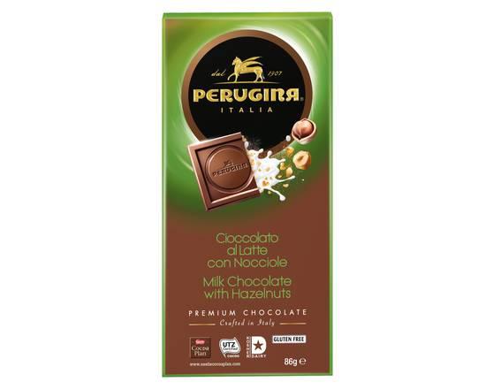 Perugina Tablete Chocolate Leite e Avela 86g