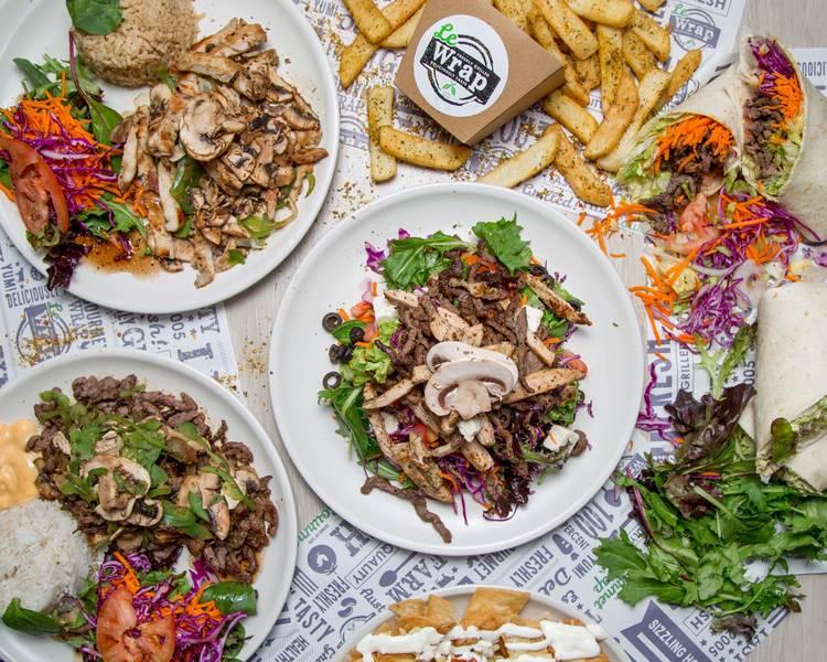 Le Wrap Hurstville Takeaway In Sydney Delivery Menu Prices Uber Eats