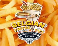 Belgian frites chez Papy