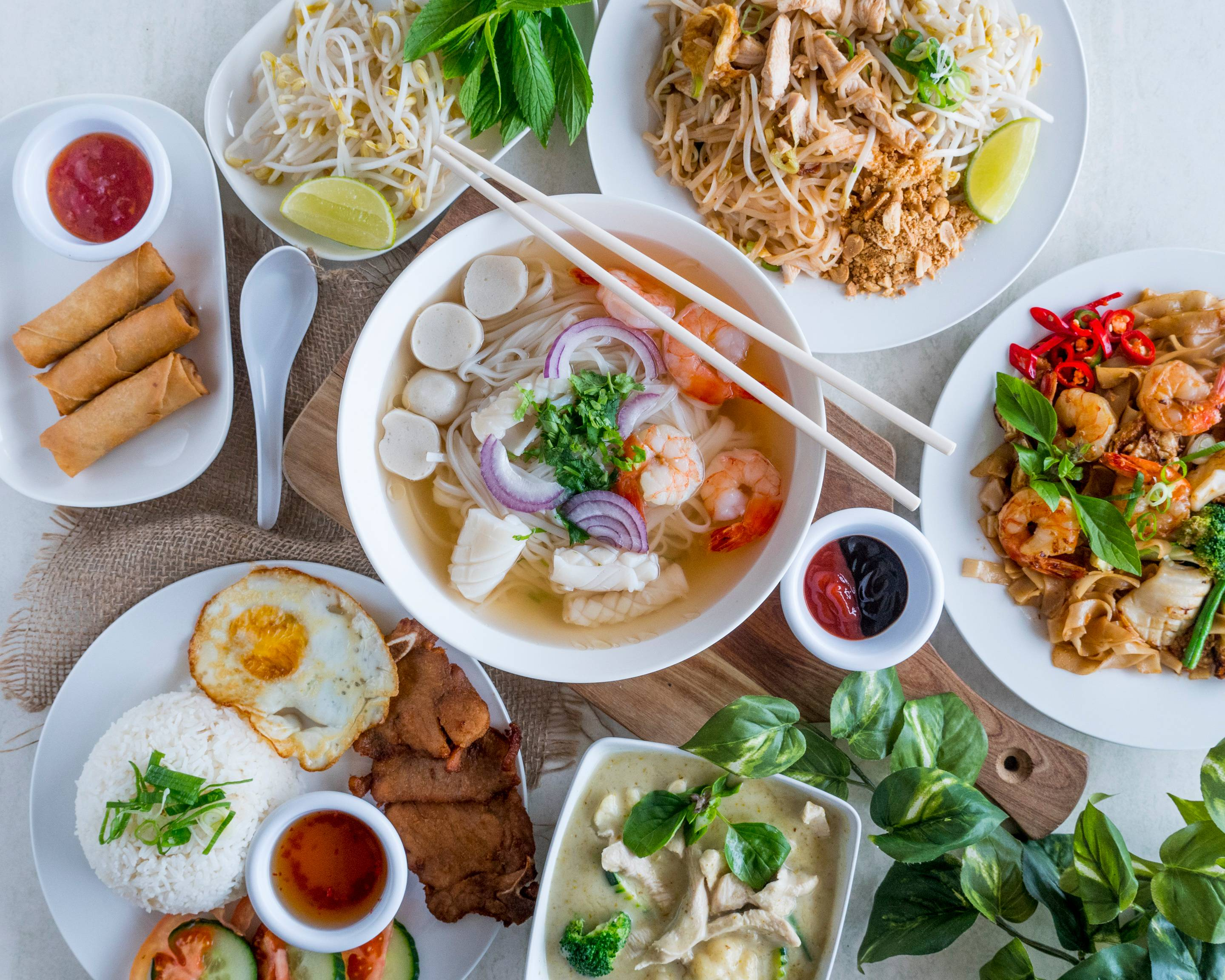 Papa Thai Viet Kitchen Takeaway In Perth Delivery Menu Prices Uber Eats