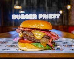 The Burger Priest - Hanley