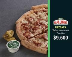 Papa John's Pizza - Toesca