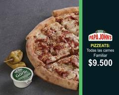 Papa John's Pizza - Ramón Munita