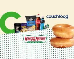 Couchfood by bp x Krispy Kreme (Bowen Bridge