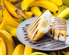バナナクレープ ホンデゴリラ 飯田橋店 Banana crepe hongdae gorilla