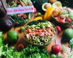 オーガニックサラダ専門店 サラディーズファーム Sal-ad'days farm