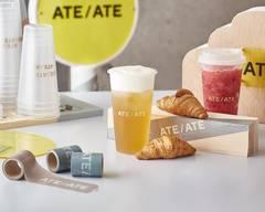 ATE/ATE ティーと低糖質パン