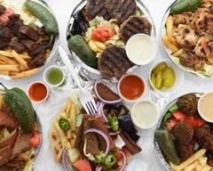 Mahmoud's Corner Halal Food Cart