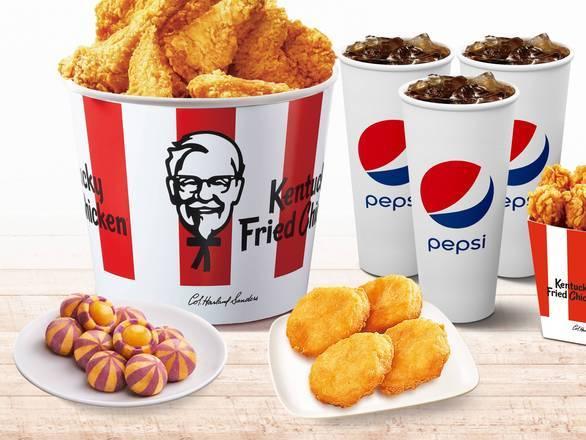 肯德基KFC 宜蘭舊城餐廳