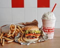 Five Guys SC-0091 3501 Clemson Blvd