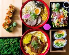 Zen Ramen & Sushi Burrito