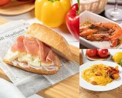 スペインタパスと11種のスパニッシュサンドイッチ Boca!! Spanish Sandwich Shop