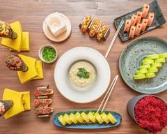 Teta y Sopa Sushi