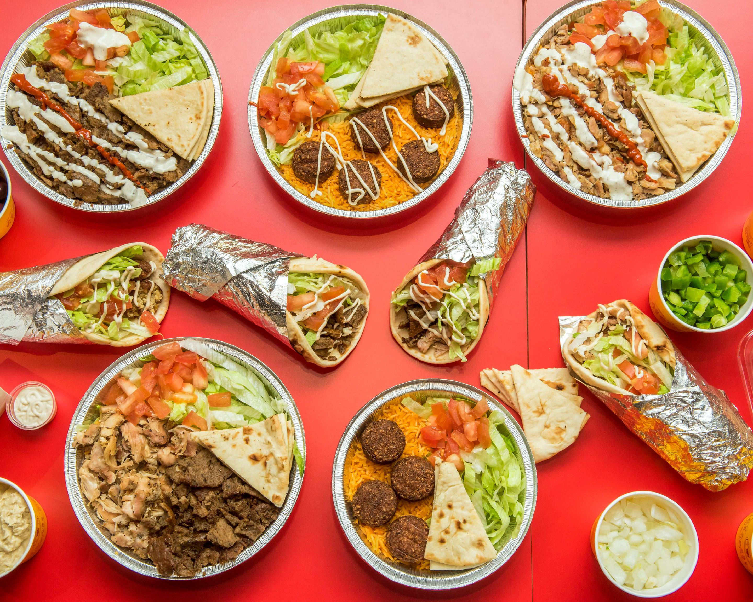The Halal Guys Earl S Court Takeaway In London Delivery Menu Prices Uber Eats