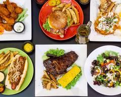 Burgers & Ribs Restaurant