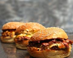 Beni Wagyu Burger