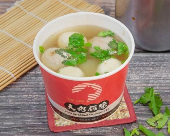 大狗麵線(南陽店)