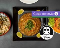 Sushi Tren - Las Palmas