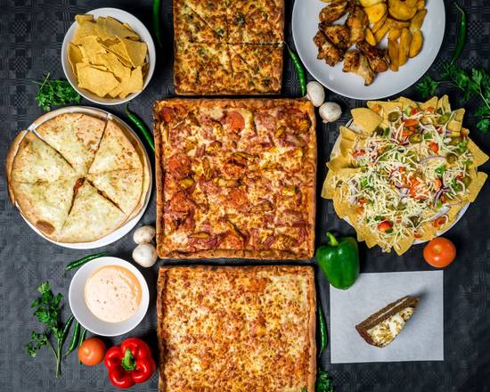 Pizza Delivery Glasgow Uber Eats