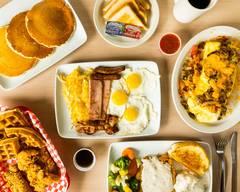Family pancake house Restaurante