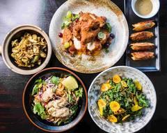 Seafood hibachi gourmet