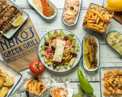 Nakos Greek Grill
